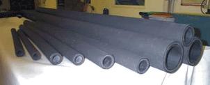 Peristaltic pump hoses